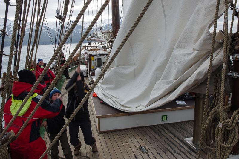 north sailing boat overalls