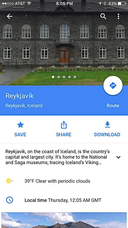 reykjavik-info-google-maps