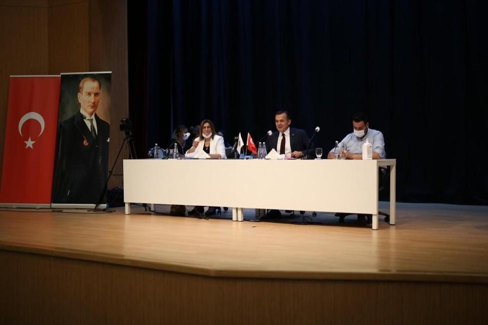 Yenişehir Belediyesi'nin 2021 mali bütçesi oy birliğiyle kabul edildi