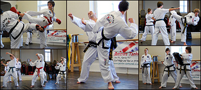 beccles-taekwondo-demo-collage2