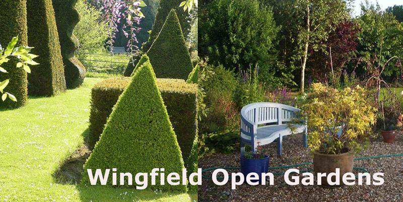 Wingfield Open Gardens