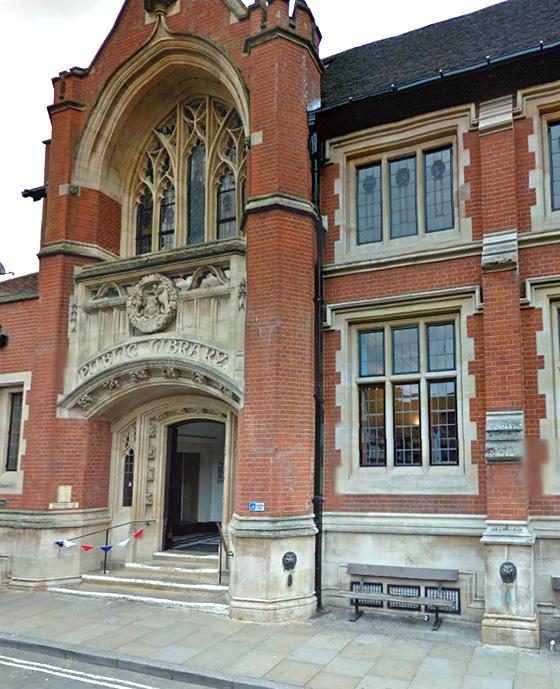 Ipswich-Library