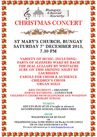 Microsoft Word - XMAS CONCERT POSTER 2013.doc