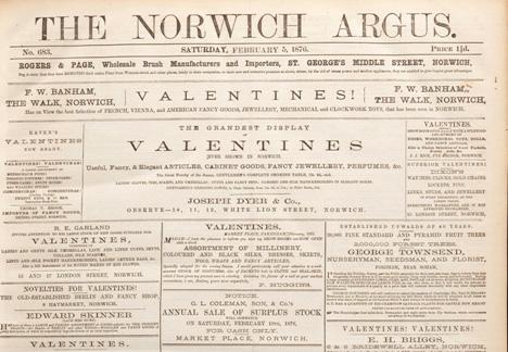 Valentine-Advertisements-in-The-Norwich-Argus-1876