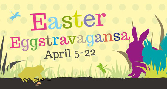 Easter-at-Pensthorpe