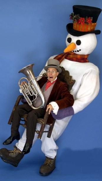 Ebenezer-Snowman
