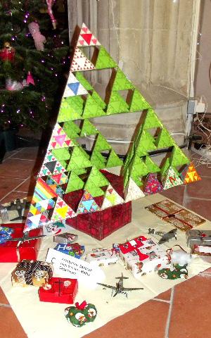 archbishop-sancroft-maths-christmas-tree