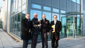 Boost For Economy As Largest Speculative Builds At Beacon Park Handed Over To Great Yarmouth Borough