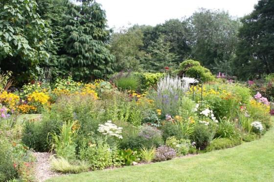 Late Summer Gardens Dunbeaghan