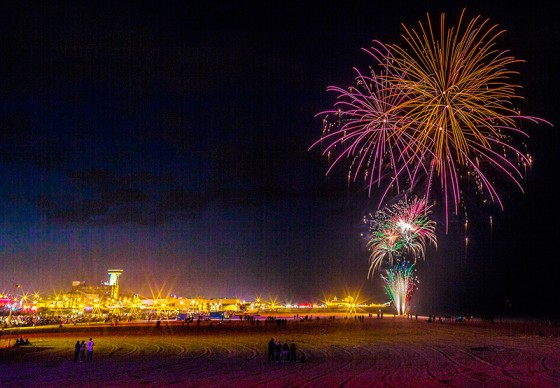 Great Yarmouth Summer Fireworks
