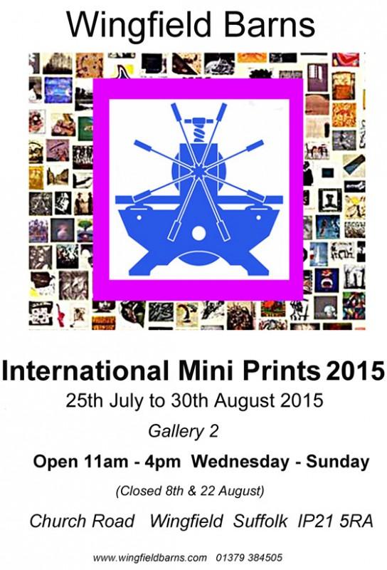 Mini Print Exhibition