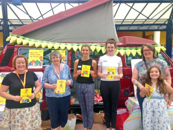 norwich picture of health team