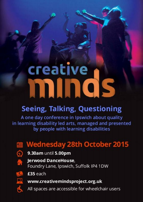 Creative Minds Conference