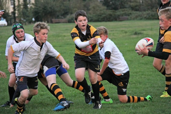 Southwold Rugby Club Mini & Youth Roundup