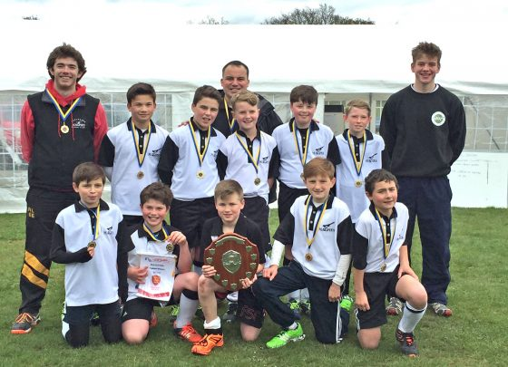 EAST CHAMPIONS magpies U12 boys 2016