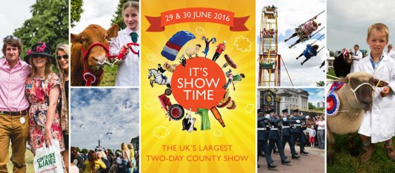 The Royal Norfolk Show 2016