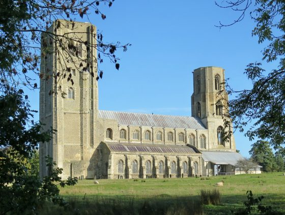Wymondham Abbey Craft Fair