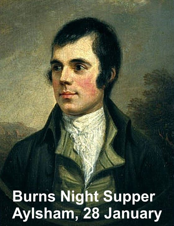 Burns Night Supper