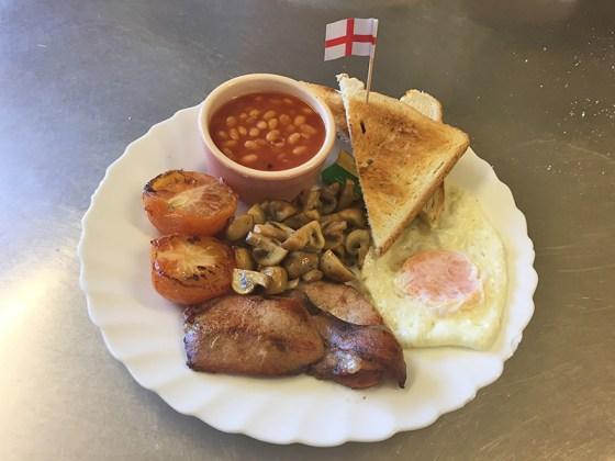Great Broadland Breakfast