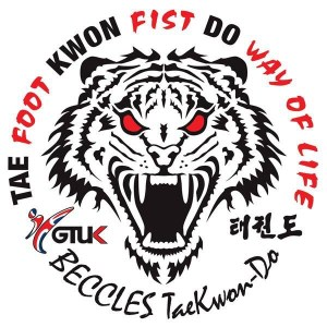 Beccles Taekwondo Club logo