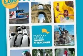 Great Days Out in Norfolk & Suffolk 2017