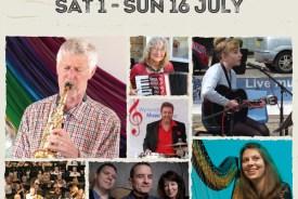 Wymondham Music Festival 2017