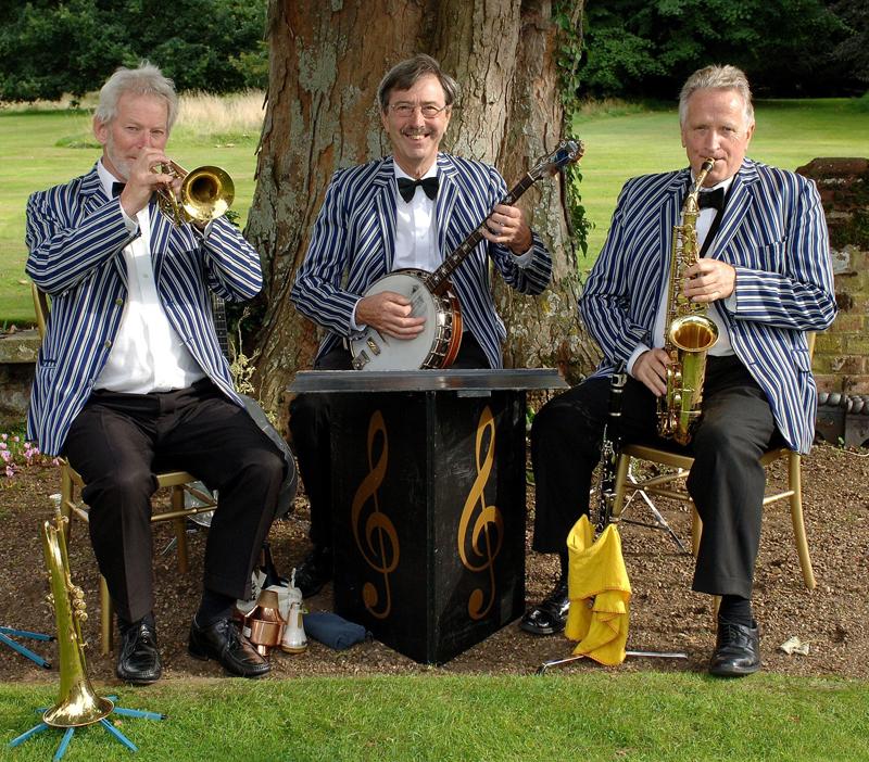 The Classic Dixieland Trio