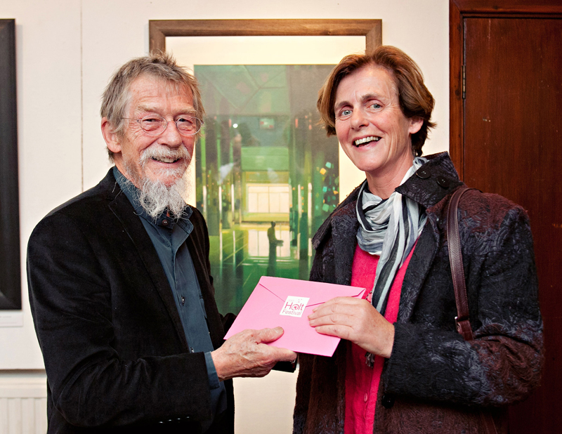 John Hurt Art Prize