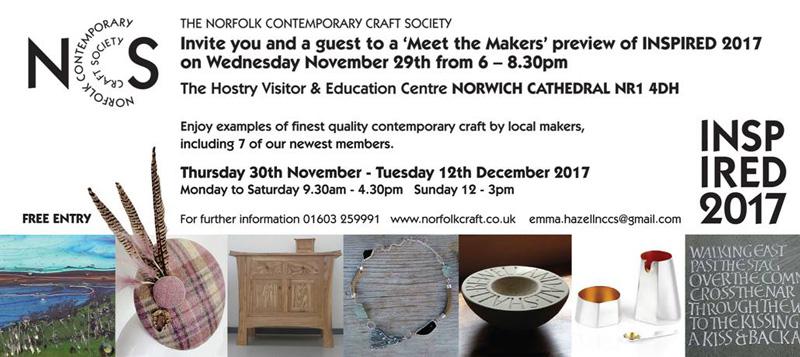Norfolk Contemporary Craft Society