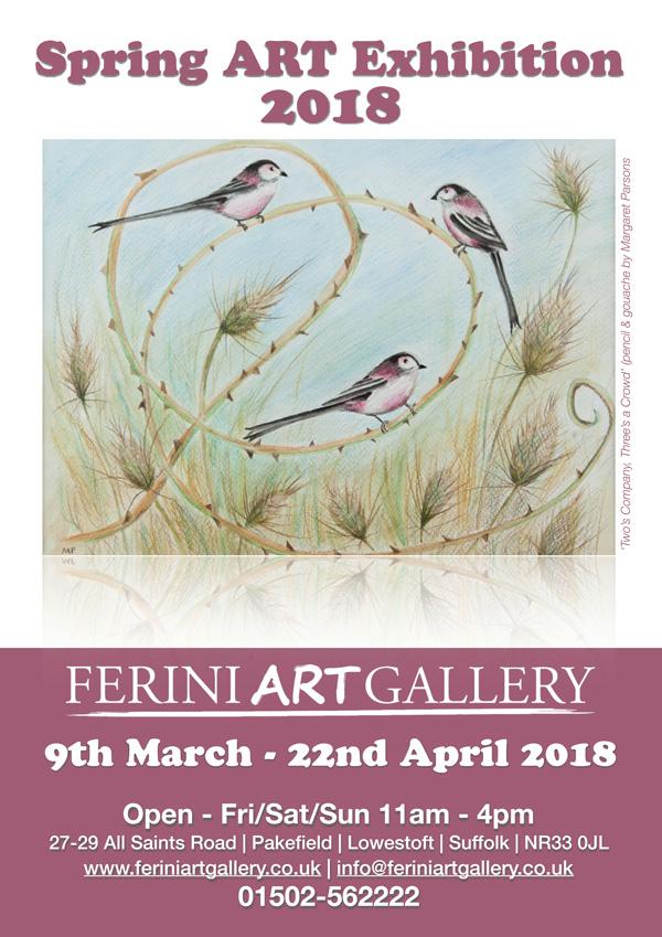 Ferini Art Gallery Spring Exhibition