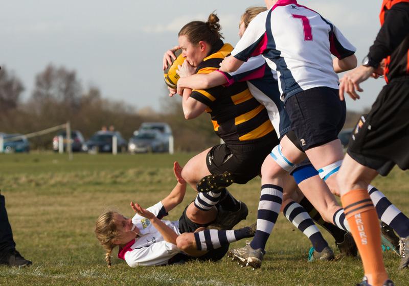 Southwold Ladies Rugby Laura Marjoram