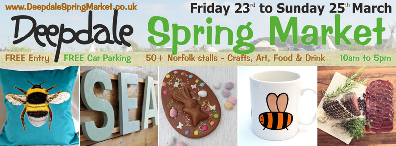 Deepdale Spring Market and Deepdale Hygge