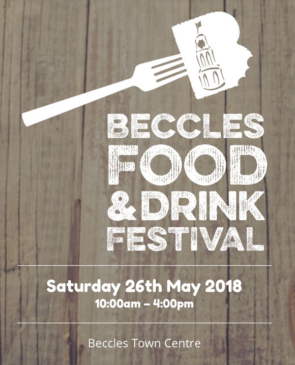 Beccles Food and Drink Festival logo