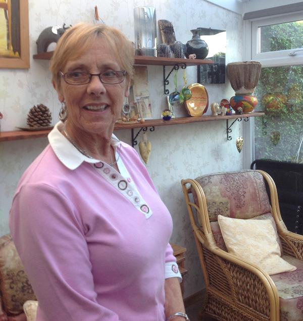 Nina Roffey from Beccles