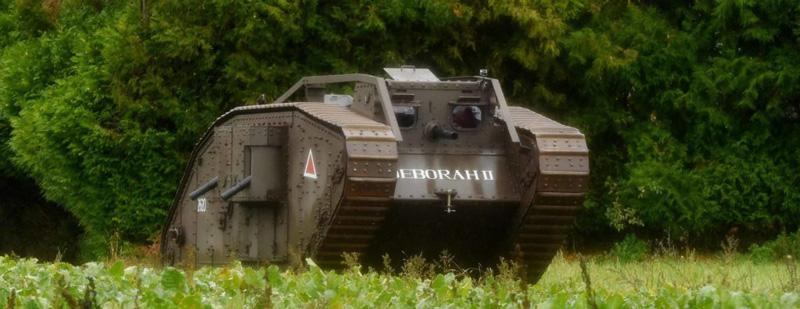 Deborah the Tank