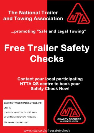 Free Trailer Safety Checks