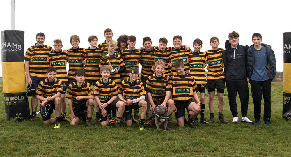Southwold Rugby U14s