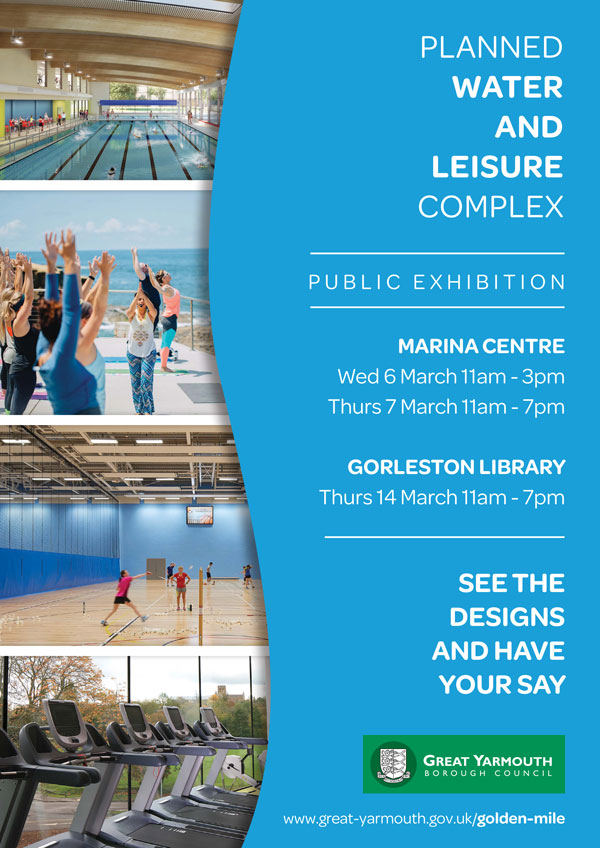 Water and Leisure Complex Great Yarmouth