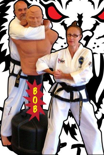 Old Tigers Veteran Taekwondo sessions