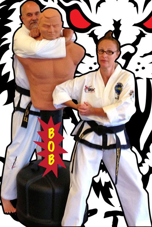 Taekwondo sessions