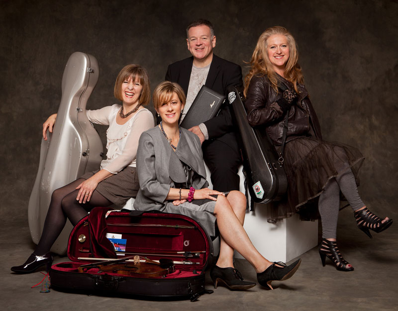 Holt Festival programme Britten Oboe Quartet