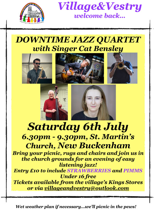 WAVENEY VALLEY JAZZ