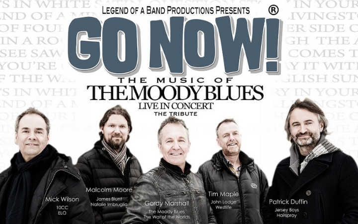 Go Now: A Tribute to The Moody Blues