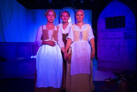 Sisterhood – the Healing Tour of East Anglia