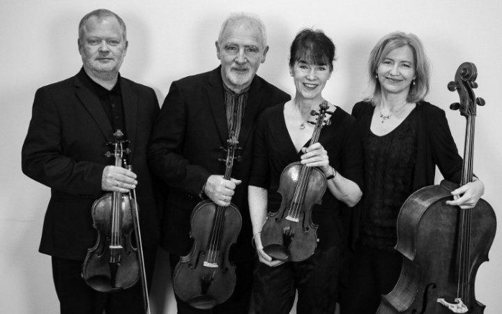 Brodsky Quartet & Laura van der Heijden