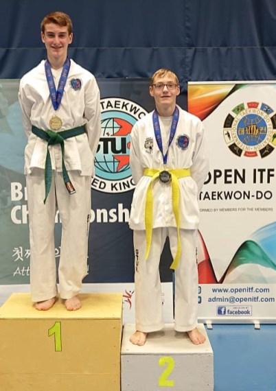 Beccles-Taekwondo-Jamie-silver