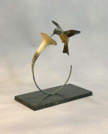 Oswaldo Mérchor Wild Life Sculpture