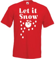 let-it-snow-white-on-RED-t-shirt
