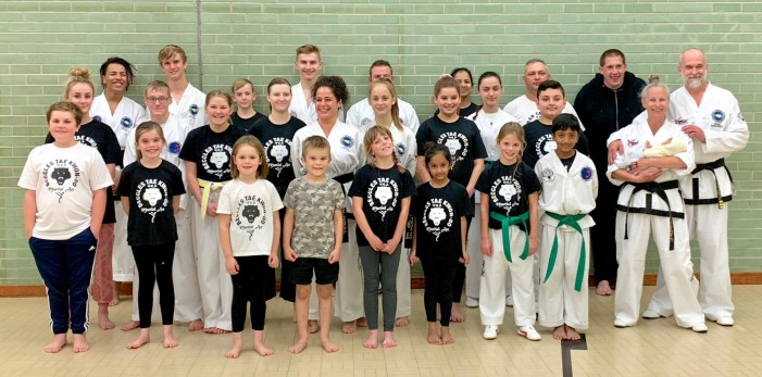 Beccles-Taekwondo-Thursday-class-1