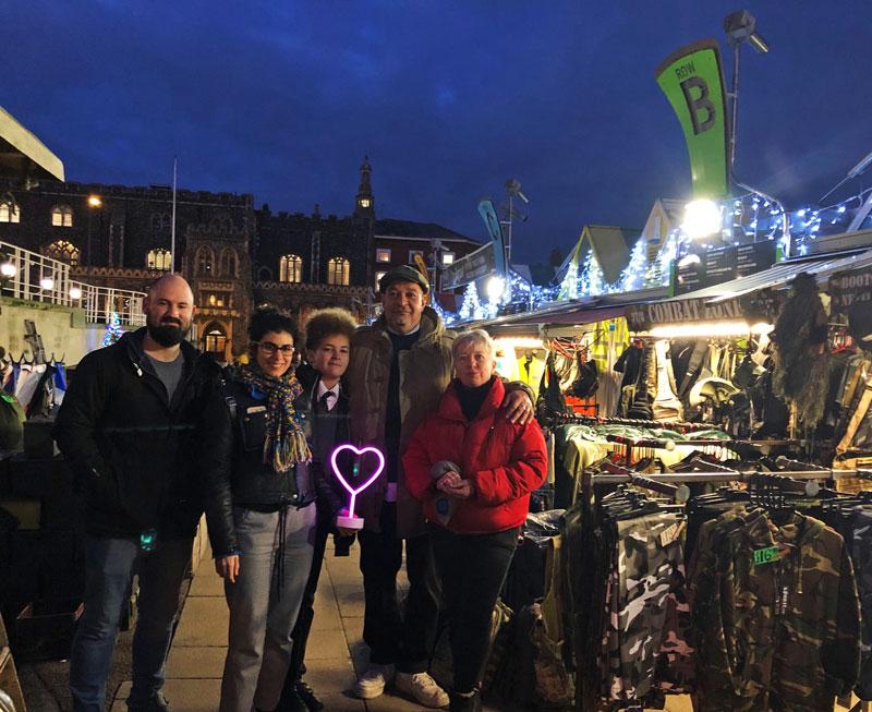 Love Light Norwich festival